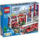 【取寄品】5才から★レゴシティ 消防署 7208[知育玩具/レゴブロック(LEGO)]【T】【送料無料/smtb-s】【P10】