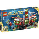 【取寄品】レゴアトランティス 深海レスキュー隊基地 8077 [知育玩具レゴブロック(LEGO)]【T】楽天HC【e-netshop】【P10】