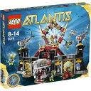 【取寄品】レゴアトランティス シャークキャッスル 8078 [知育玩具レゴブロック(LEGO)]【T】楽天HC【e-netshop】【smtb-s】【P10】