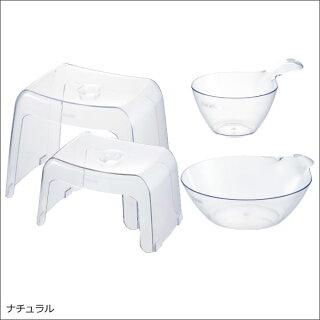 日本製カラリ腰かけ30H湯おけ手おけ4点セットバスチェアバスチェアーバススツールお風呂グッズバスチェアお風呂椅子高さ30cmお風呂いすお風呂イスおしゃれ北欧テイストインテリア雑貨お風呂セットバスチェアクリアバスチェアリッチェルバスチェア