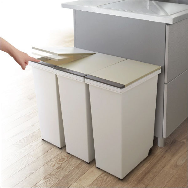 Rakuten Global Market: Made In Japan Evanpushperle 20 L Trash Bin Recycle Bin Trash
