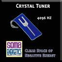 ショッピングチューナー SomaEnergetics社 クリスタルチューナー4096Hz 音叉 日本語説明書付き Crystal Tuner - Clear Space of Negative Energy