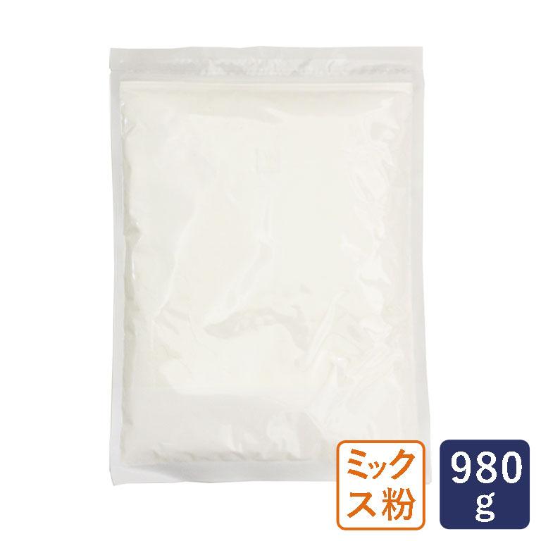 M-16 白いたいやきミックス 980g 白いタイヤキ 白いたい焼き...:mamapan:10000858