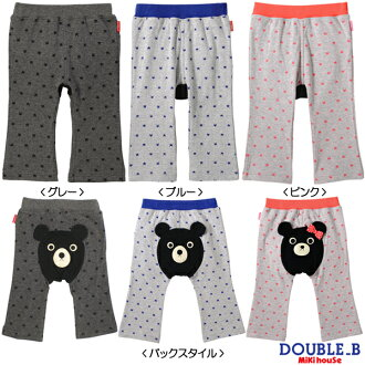 fs3gm ★ double B ★ ★ ass to bare ★ star pants (80・90 cm)