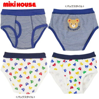 ★ Miki ★ Puccini ☆ briefs set: 2 piece 1 set] (90-120)