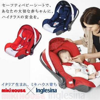 兒童安全座椅 (三木家限量版設計) fs3gm upup7 與 イングリッシーナ 合作