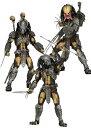 【在庫品】【ネカ】 プレデター/ 7インチ アクションフィギュア シリーズ14 AVP エイリアン vs プレデター: 3種セット