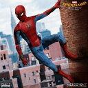 【予約商品】【メズコトイズ】 【送料無料】ワン12コレクティブ/ スパイダーマン ホームカミング: スパイダーマン 1/12 アクションフィギュアの画像