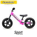 STRIDER :スポーツモデル《ピンク》ストライダー正規品...