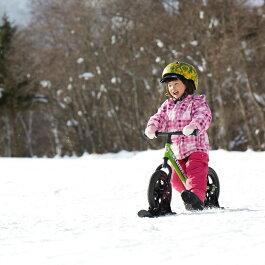 ストライダーオプションパーツスキーアタッチメントforスノーストライダー【ストライダー(STRIDER)ST-J4/ST-J1に対応】クリスマスプレゼント男の子幼児女の子