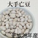 平成28年収穫北海道産 大手亡豆 1000g入り