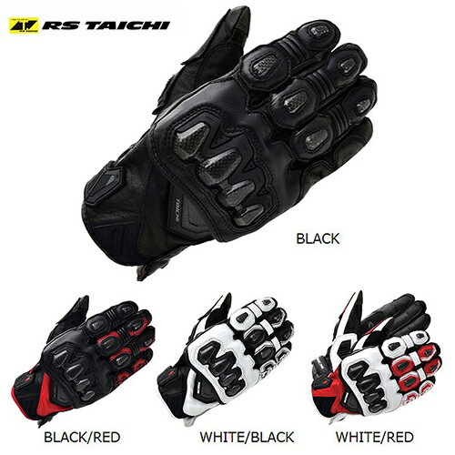 RS TAICHI【HIGH PROTECTION LEATHER GLOVE】