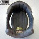 SHOEI ショウエイ J・O センターパッド ヘルメットオプション(内装・インナー)