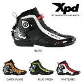 Xpd/エックスピーディー/XPS012/X-ZERO R ライディングシューズ/Riding boots/フットウエア<メンズ/23.5cm(38)、24.0cm(39)、25.0cm(40)、25.5cm(41)、26.5cm(42)、27.5cm(43)、28.0cm(44)、28.5cm(45)、29.5cm(46)/BLACK、CAMOUFLAGE、FLUO_GREEN、WHITE/RED/ライディ