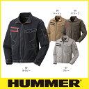 HUMMER 603-4 ストレッチブルゾン メンズ 秋冬 通年 ハマー 作業服 作業着 ワークウエア