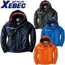 ジーベック XEBEC 582 防水防寒ブルゾン 通年 秋冬用 メンズ 男性用 作業服 作業着 防寒服 防寒着 上着 ジャケット ジャンパー 定番