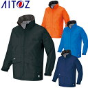 楽天作業服 安全靴 安全帯のまもる君AITOZ アイトス 合羽 レインウエア ジャケット TULTEX DIAPLEX 全天候型ベーシックジャケット AZ-56314 レインウエア 合羽 カッパ 2018年 新作 新商品