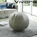 チェア vivora(ヴィヴォラ) シーティングボール ルーノ レザーレット 803、804 家具