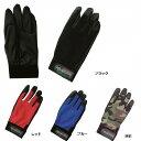 【合成皮革手袋】PU-WAVE 合成皮革手袋 [10双入]/品番:K-18 (M・L・LLサイズ) おたふく手袋 (作業用手袋)