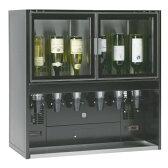 業務用ワインセーバー WHYNOT PREMIO 6本小型卓上タイプ/品番:FT-PRM02-06【ワインサーバー 酸化防止】
