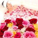 ☆バラ お風呂☆バラ風呂ギフト☆約25〜30輪【ローズバス フラワーシャワー サプライズ】【バラ専門ギフト店】