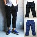 [入荷しました!] melple [メイプル] TOMCAT Relax Pants [BLACK,NAVY,CHARCOAL] トムキャットリラックスパンツ ...