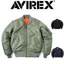 AVIREX [アビレックス] MA-1 COMMERCIAL [SAGE,BLACK,ROYAL] MA-1コマーシャル(セージ、ブラック、ロイヤル) 6132077 AIA アヴィレッ..