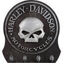 【インテリア・雑貨】ハーレーダビッドソン スカル キーラック【Harley-Davidson】