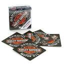 【ハーレーダビッドソン】【コースター】オイル缶ロゴ コースター 25枚セット【Harley-Davidson 紙製 雑貨 おしゃれ バイク】