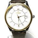 【中古】【メンズ・レディース】FENDI フェンディ 210G 腕時計 ウォッチ 時計 カラー:マルチカラー ケースサイズ:H4cm W3.5cm 万代Net店