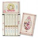 【新品】ベルサイユのばら 文庫版 コミック 全5巻 (化粧ケース入)