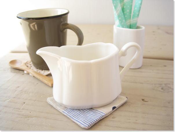 むうクリーマー180ccアウトレット品(カフェ食器コーヒーミルク入れクリーマーミルク入れミルクポット