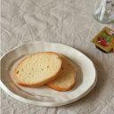 【たたら リネン S 16.5cm]】(カフェ食器,和食器,シンプル食器,業務用,シリーズ食器,白い食器,デザートプレート,取り皿,小皿,クリームホワイト)