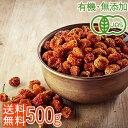 【送料無料】<有機JAS・無添加>オーガニックドライゴールデンベリー 500g/栄養豊富なスーパーフード 砂糖不使用/インカベリー/ほおずき