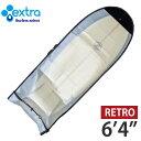 """EXTRA / エクストラ  フィッシュボード用 レトロボード用  バブルケース 6'4""""  サーフボード用ボードケース  エアパッキンインナーケース サーフィ..."""