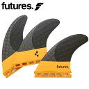 日本正規品 ショートボード用フィン FUTURES. FIN フューチャーフィン V2 BLACK STIX 3.0 FEA 3フィン トライフィン かっこいい...
