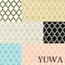 生地 シーティング モロッカン柄 YUWA 有輪商店 10cm EG116513