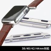 アップル社認定「Made for apple watch」アップルウォッチ バンド ベルト専用パーツ取付サービスご購入頂きますベルト商品と併せてご利用ください