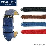 シンセティックレザー 時計バンド CASTAGNO (カスタンニョ) U 3687 934 MORELLATO(モレラート) イタリア製 腕時計用 時計ベルト 時計用ベルト! \3