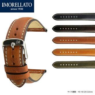 看看皮帶手錶帶 italiamorellerto Inc.手錶皮帶塞尚 (塞) 皮革手錶皮帶 X4273b09 手錶皮帶手錶皮帶手錶帶