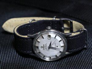 時計ベルトをモレラートのジャンプに交換したオメガ コンステレーション