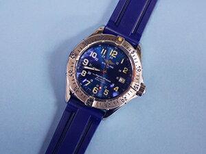 時計ベルトをモレラートのマリナーに交換したブライトリング コルト スーパーオーシャン