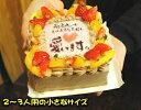ショッピング2~3人用 ケーキ 誕生日 写真ケーキ SSサイズ(12cm×12cm) 2〜3人用 (生クリーム・チョコレート)同梱不可 楽天通販 ギフト プレゼント スイーツ