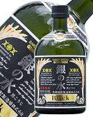 佐藤焼酎製造場 銀の水 BLACK 25度 720ml 包装不可