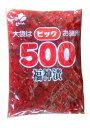 新進 ビック500 福神漬(全糖)500g