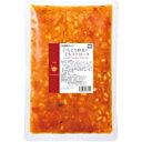 【冷凍】いろどり野菜のミネストローネ 1KG (キスコフーズ/洋風スープ)