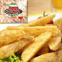 【冷凍】クリスピーガーリック味(ウエッジカット) 1KG (ハインツ日本/農産加工品【冷凍】/ポテト)