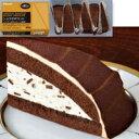 【冷凍】ショコラズコット(ベルギー産チョコレート使用) 約65G 6食入 (フレック/冷凍ケーキ/ポーションケーキ)