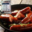 パリッとジューシーな鶏豚合挽き肉のフランクです歯切れの良い天然腸を使用した、パリッとジューシーな鶏豚合挽き肉のフランクで...