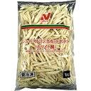 【冷凍】シューストリングカットポテト(ホワイト種) 1KG (ニチレイフーズ/農産加工品【冷凍】/ポテト)